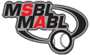 Arizona Men's Senior Baseball League Logo